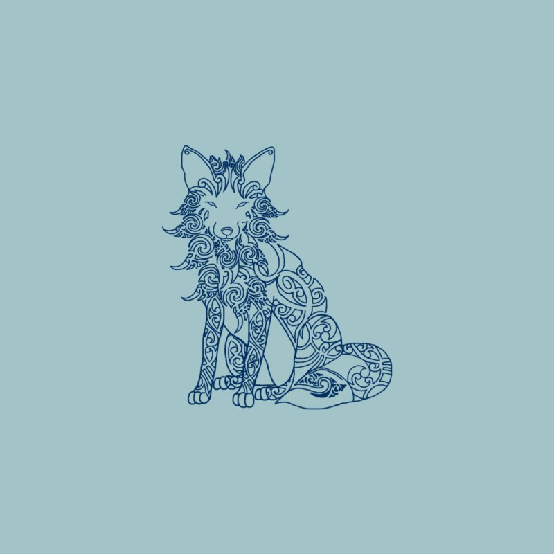 NZ Fox Men's T-Shirt by Remiology's Artist Shop