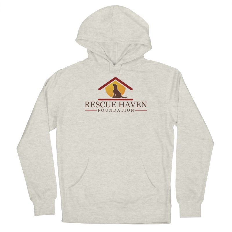 RHF Logo Men's Pullover Hoody by Rescue Haven Foundation Shop