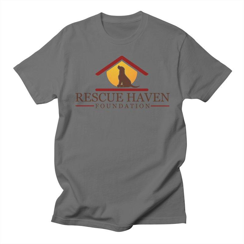 RHF Logo Men's T-Shirt by Rescue Haven Foundation Shop