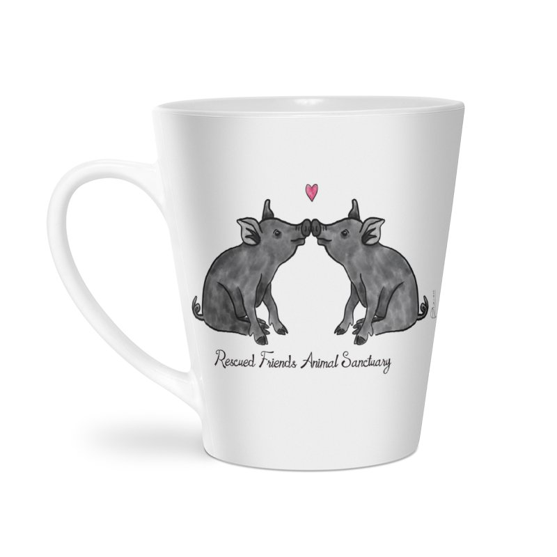Pumba Loves Lily Accessories Mug by RescuedFriends 's Artist Shop