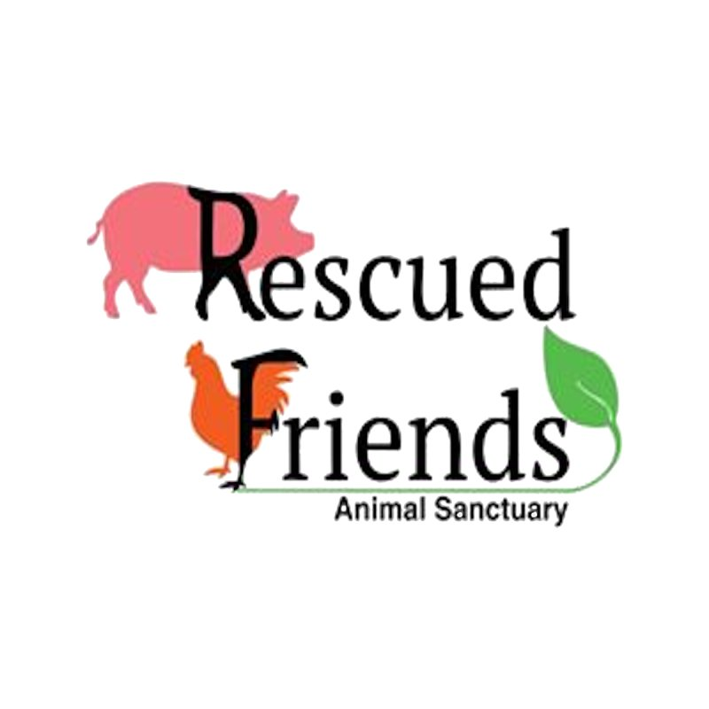 Original Rescued Friends Logo Women's Zip-Up Hoody by RescuedFriends 's Artist Shop