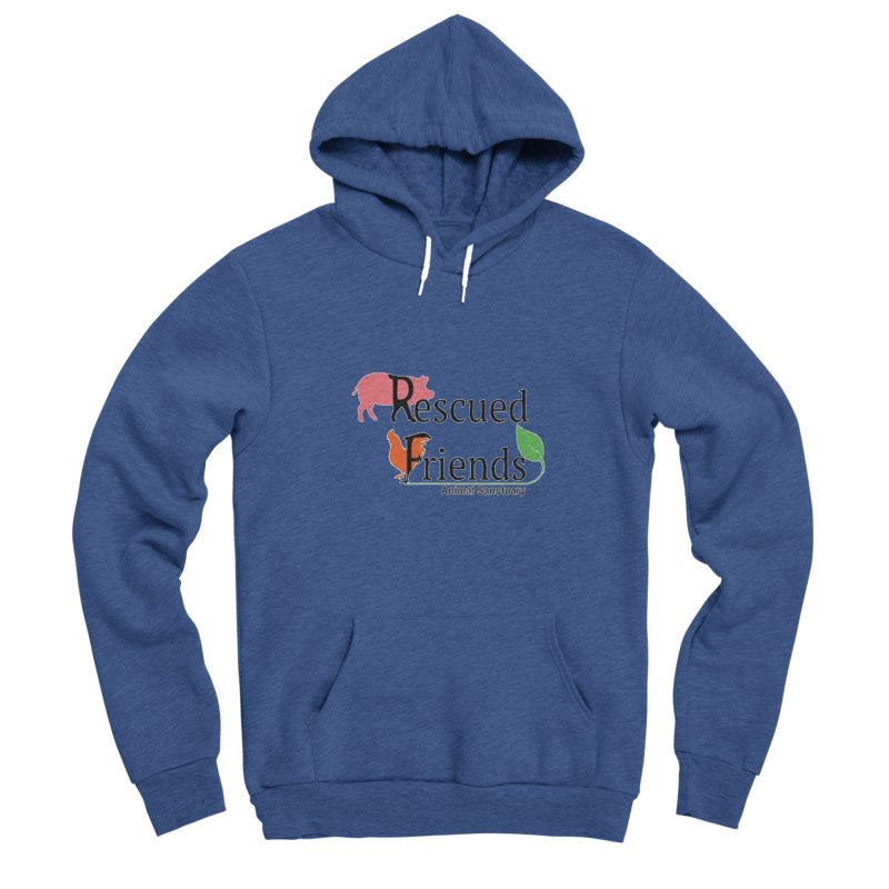 Original Rescued Friends Logo Women's Pullover Hoody by RescuedFriends 's Artist Shop