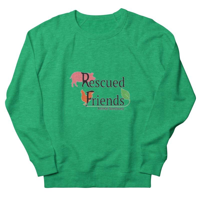 Original Rescued Friends Logo Women's Sweatshirt by RescuedFriends 's Artist Shop