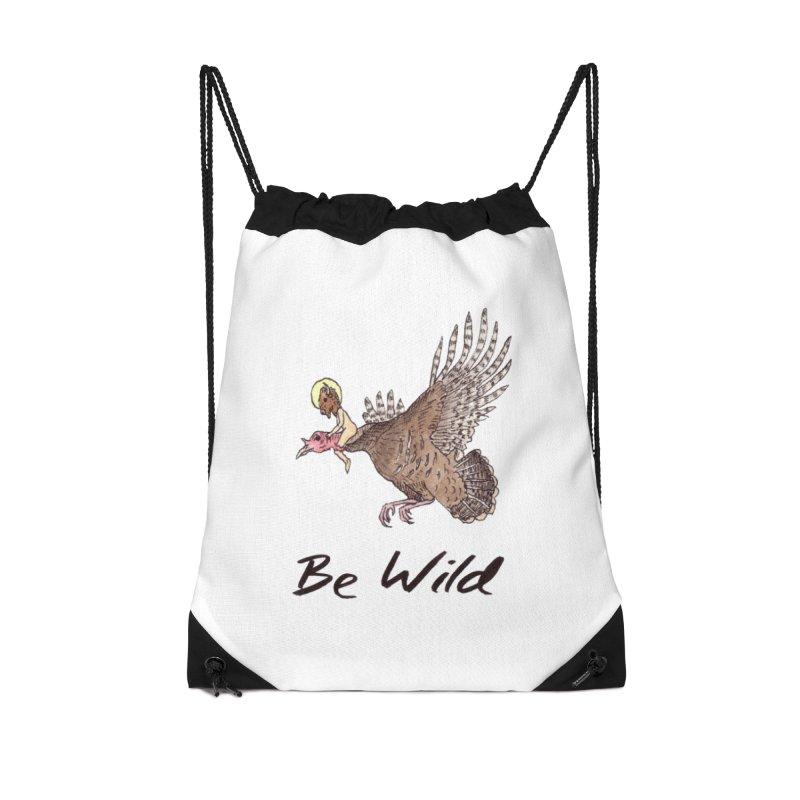 Be Wild Accessories Bag by Resist Hate