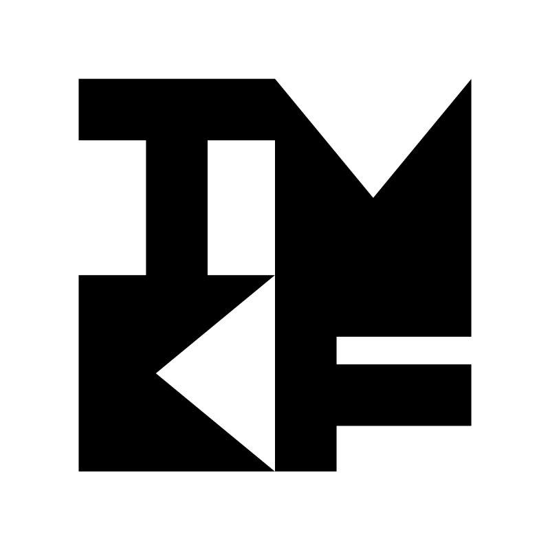 TMKF Block black (This Machine Kills Fascists) Men's Tank by Resist Hate