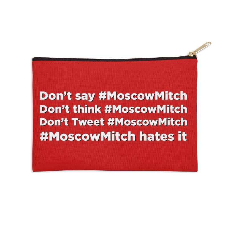 #MoscowMitch Accessories Zip Pouch by Resistance Merch