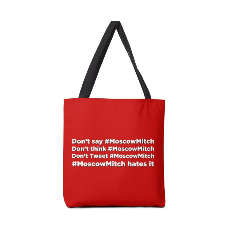 #MoscowMitch Accessories Tote Bag Bag by Resistance Merch