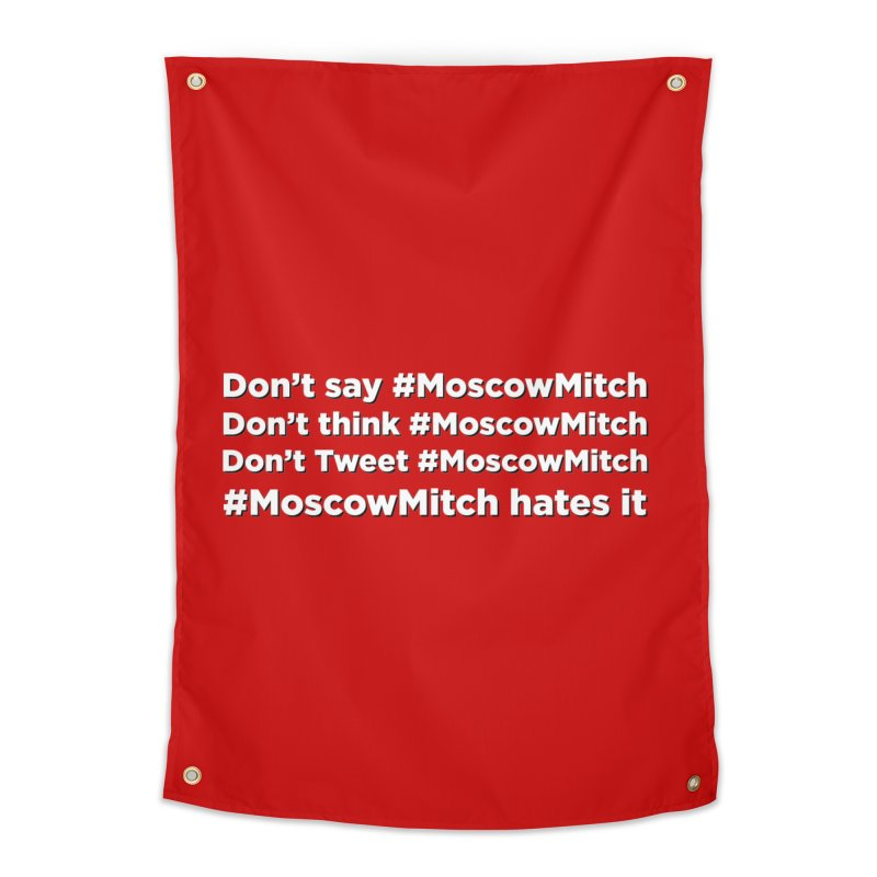#MoscowMitch Home Tapestry by Resistance Merch