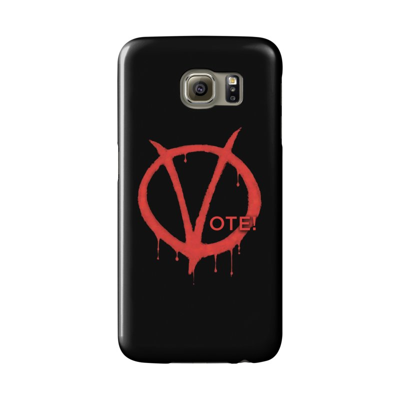 V for Vote Accessories Phone Case by Resistance Merch