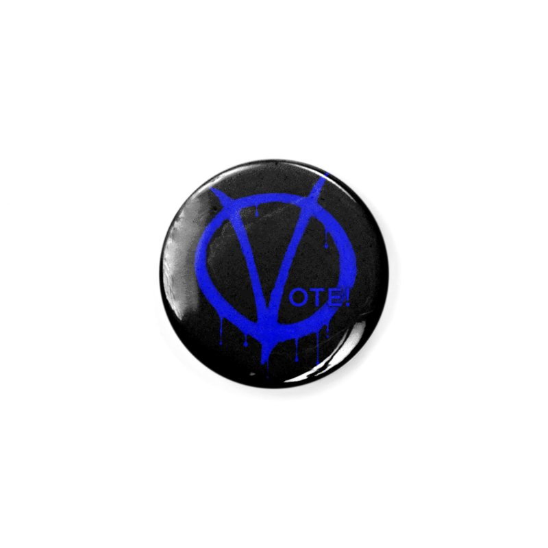 Vote Blue Accessories Button by Resistance Merch