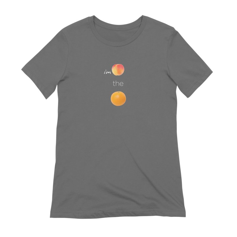 Impeach the Orange Women's T-Shirt by Resistance Merch