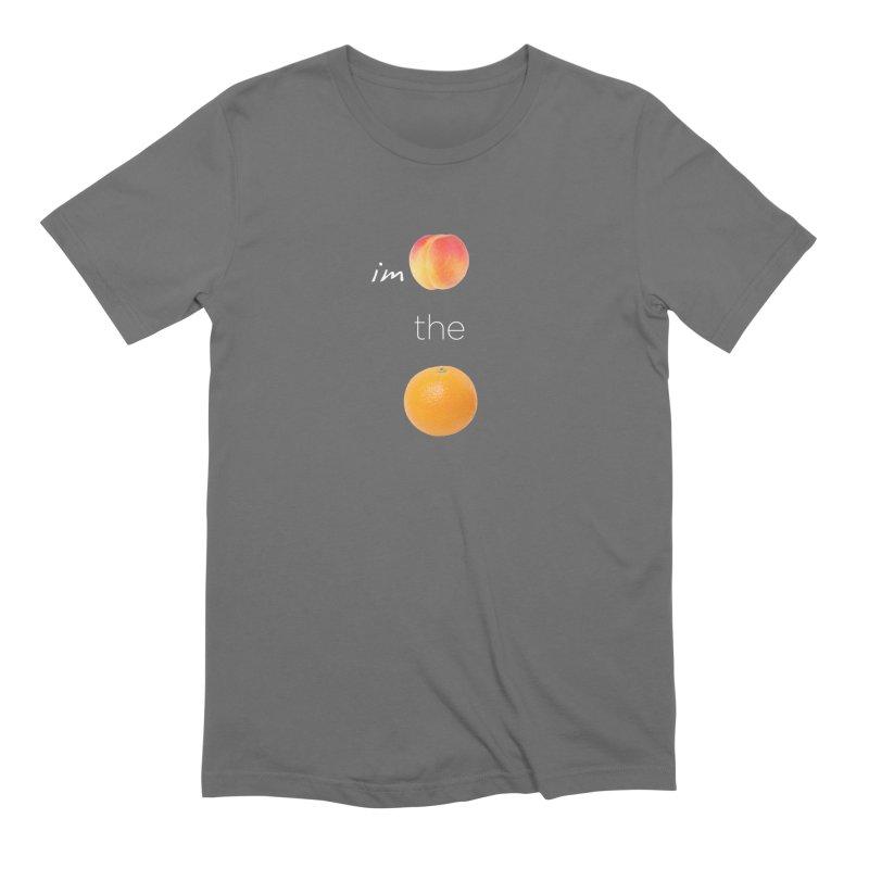 Impeach the Orange Men's T-Shirt by Resistance Merch