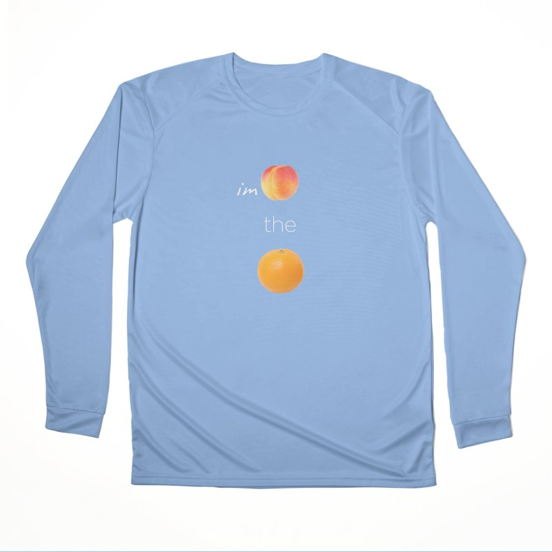 Impeach the Orange Men's Performance Longsleeve T-Shirt by Resistance Merch