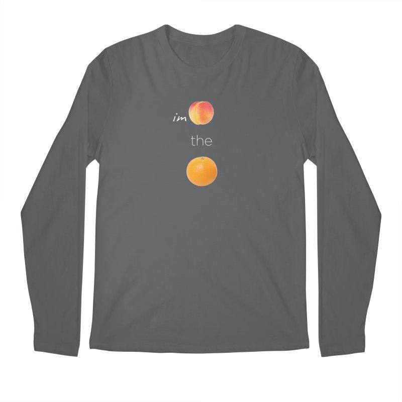 Impeach the Orange Men's Longsleeve T-Shirt by Resistance Merch