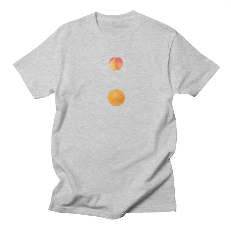 Impeach the Orange Men's Regular T-Shirt by Resistance Merch