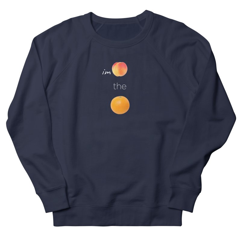 Impeach the Orange Women's French Terry Sweatshirt by Resistance Merch