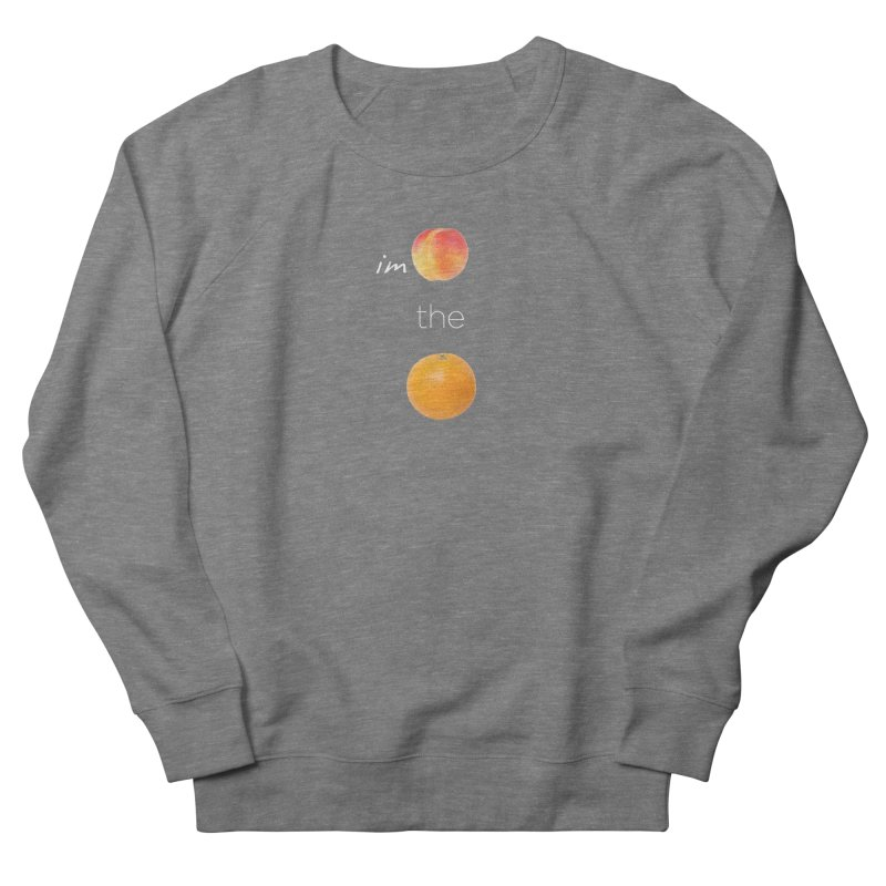 Impeach the Orange Men's French Terry Sweatshirt by Resistance Merch