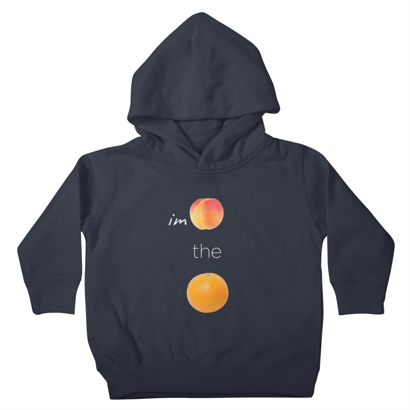 Impeach the Orange Kids Toddler Pullover Hoody by Resistance Merch