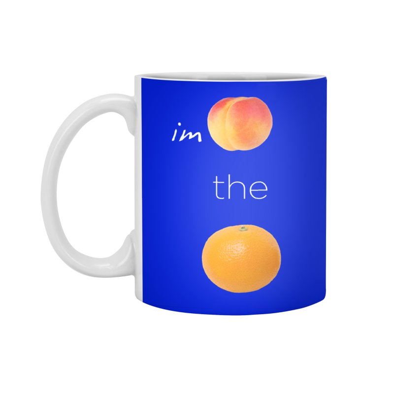 Impeach the Orange Accessories Mug by Resistance Merch