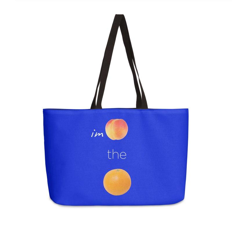 Impeach the Orange Accessories Weekender Bag Bag by Resistance Merch