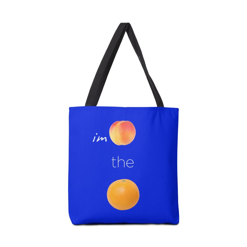 Impeach the Orange Accessories Bag by Resistance Merch