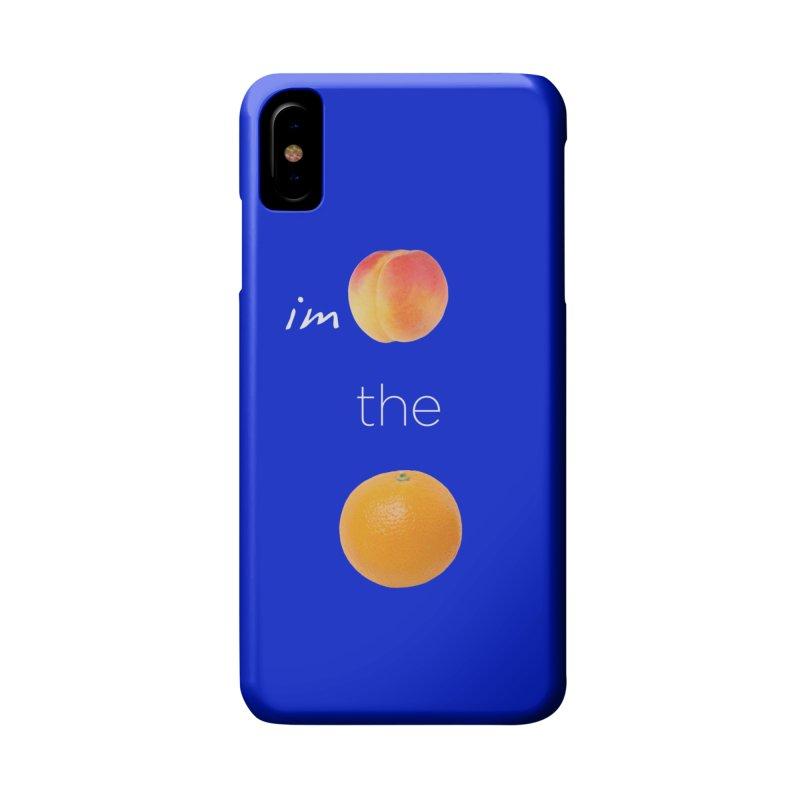 Impeach the Orange Accessories Phone Case by Resistance Merch