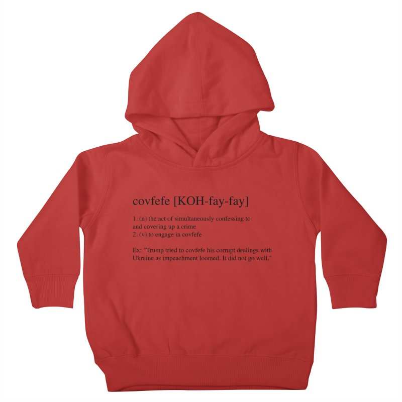 Kids None by Resistance Merch