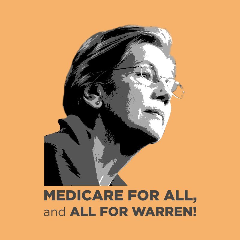 All for Warren by Resistance Merch