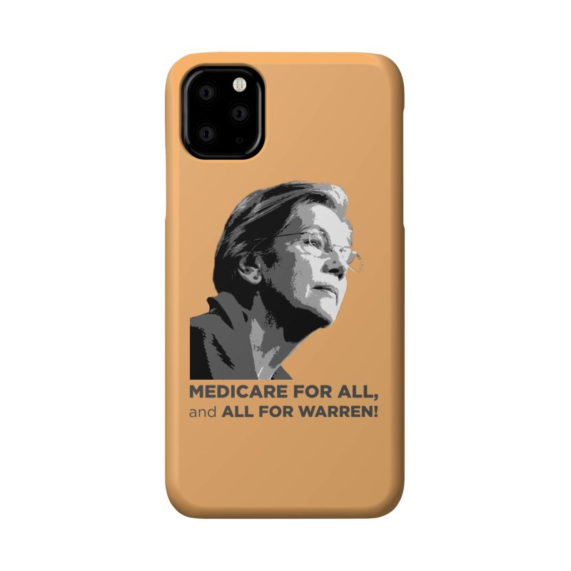 All for Warren Accessories Phone Case by Resistance Merch