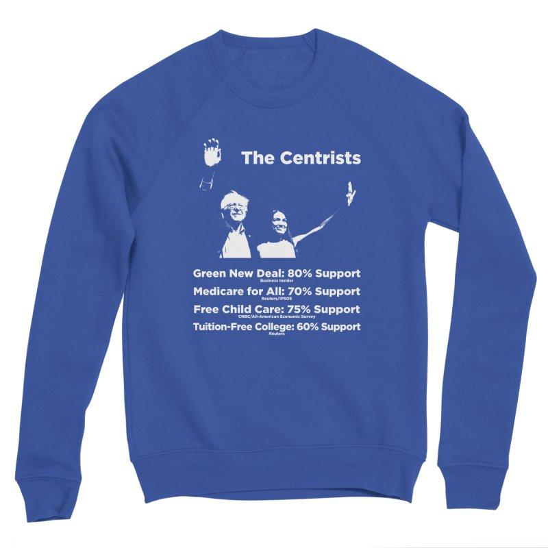 The Centrists Men's Sweatshirt by Resistance Merch