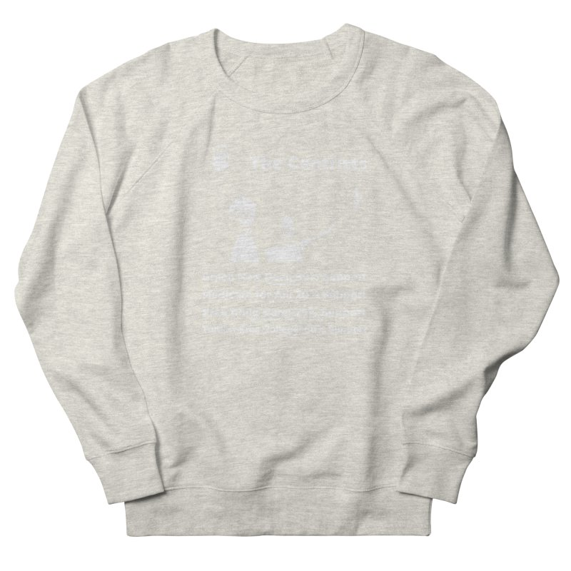 The Centrists Men's French Terry Sweatshirt by Resistance Merch