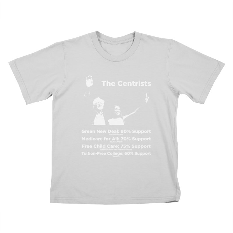 The Centrists Kids T-Shirt by Resistance Merch