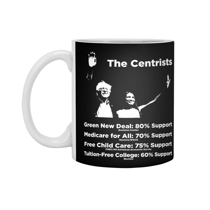 The Centrists Accessories Standard Mug by Resistance Merch
