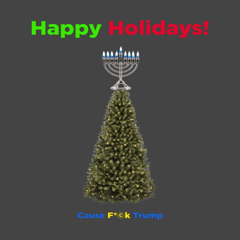 Happy Holidays! by Resistance Merch