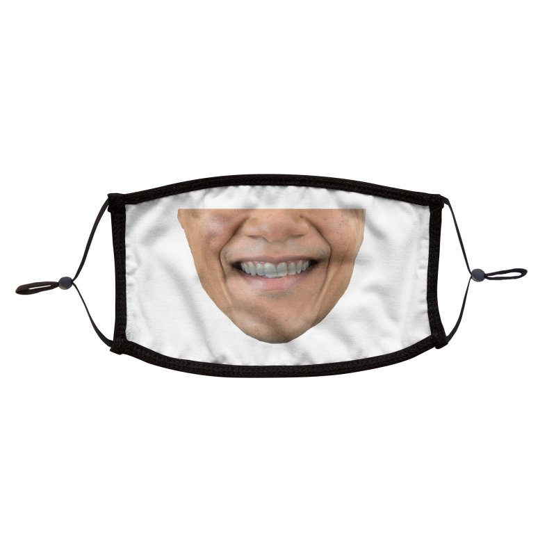 Presidential Face Mask Accessories Face Mask by Resistance Merch