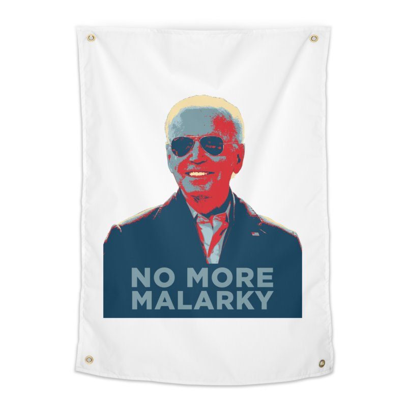 No More Malarky Home Tapestry by Resistance Merch