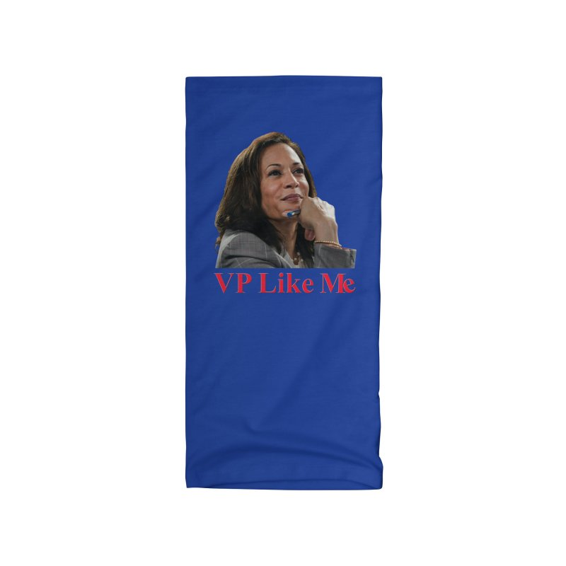 VP Like Me Accessories Neck Gaiter by Resistance Merch