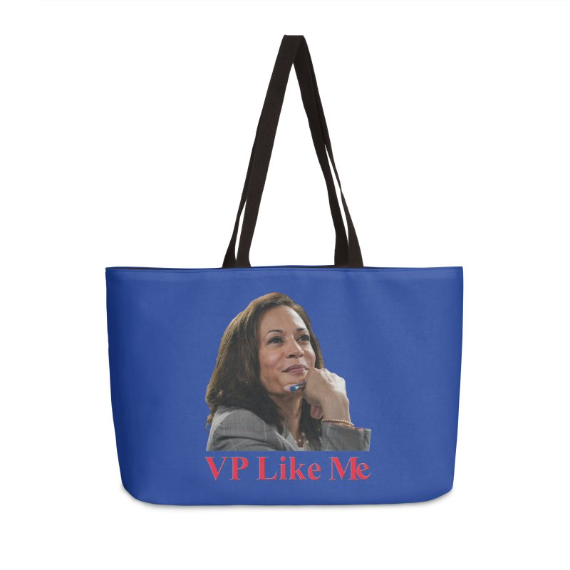 VP Like Me Accessories Bag by Resistance Merch
