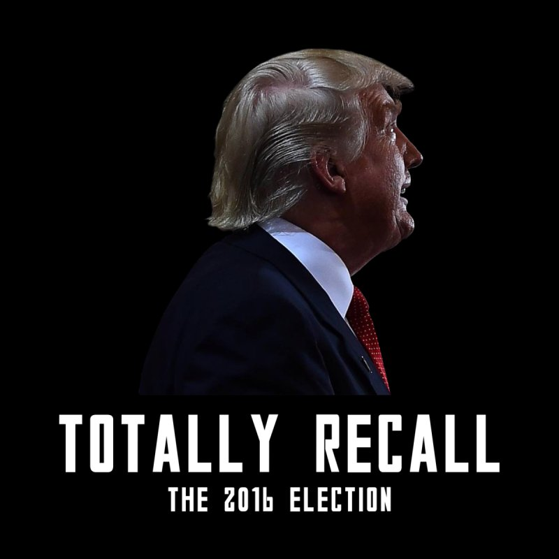 Totally Recall by Resistance Merch
