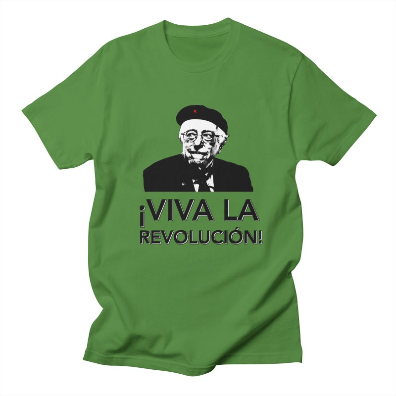Bernie Guevara Men's Regular T-Shirt by Resistance Merch
