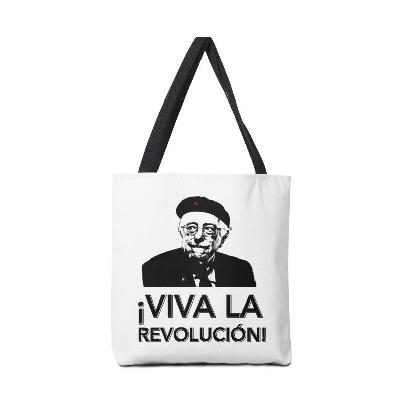 Bernie Guevara Accessories Tote Bag Bag by Resistance Merch