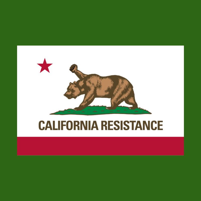 California Resistance by Resistance Merch