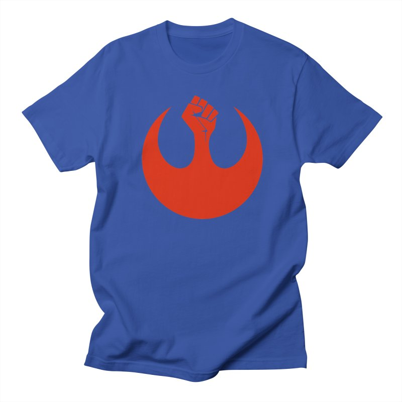 May the Fist Be With You Men's Regular T-Shirt by Resistance Merch