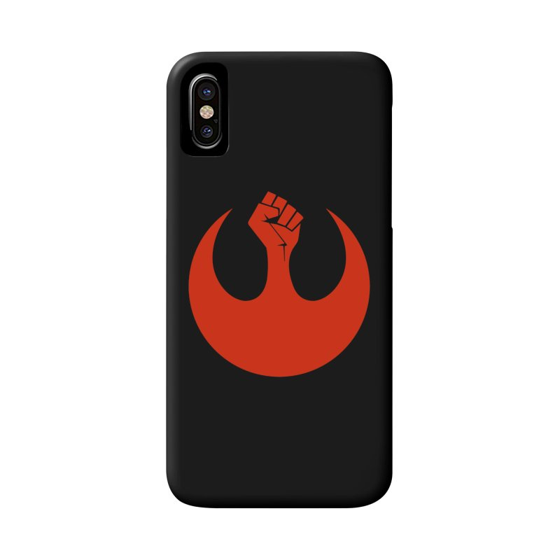 May the Fist Be With You Accessories Phone Case by Resistance Merch