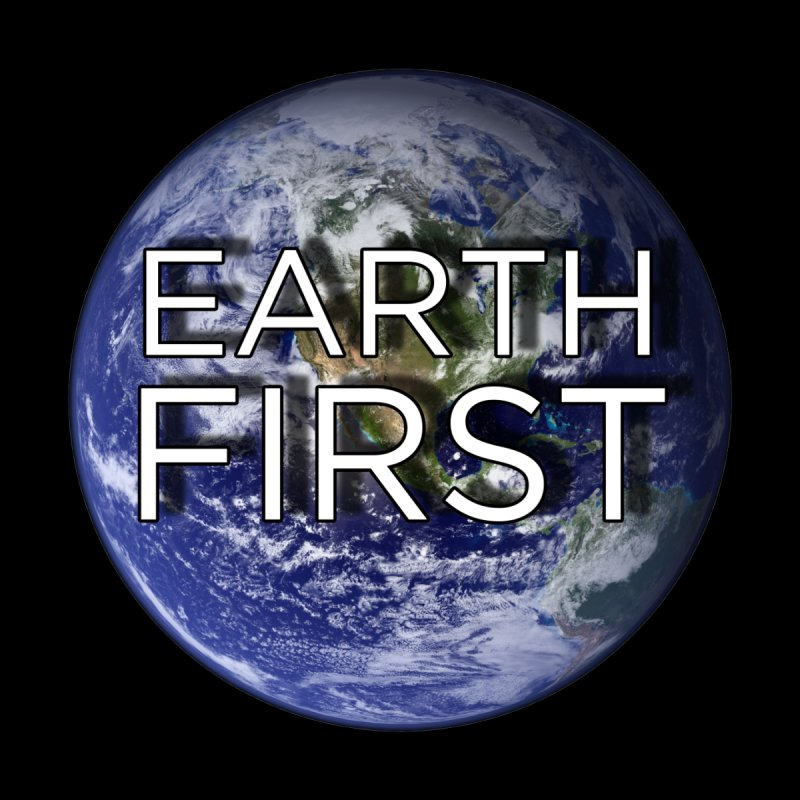 Earth First Accessories Skateboard by Resistance Merch