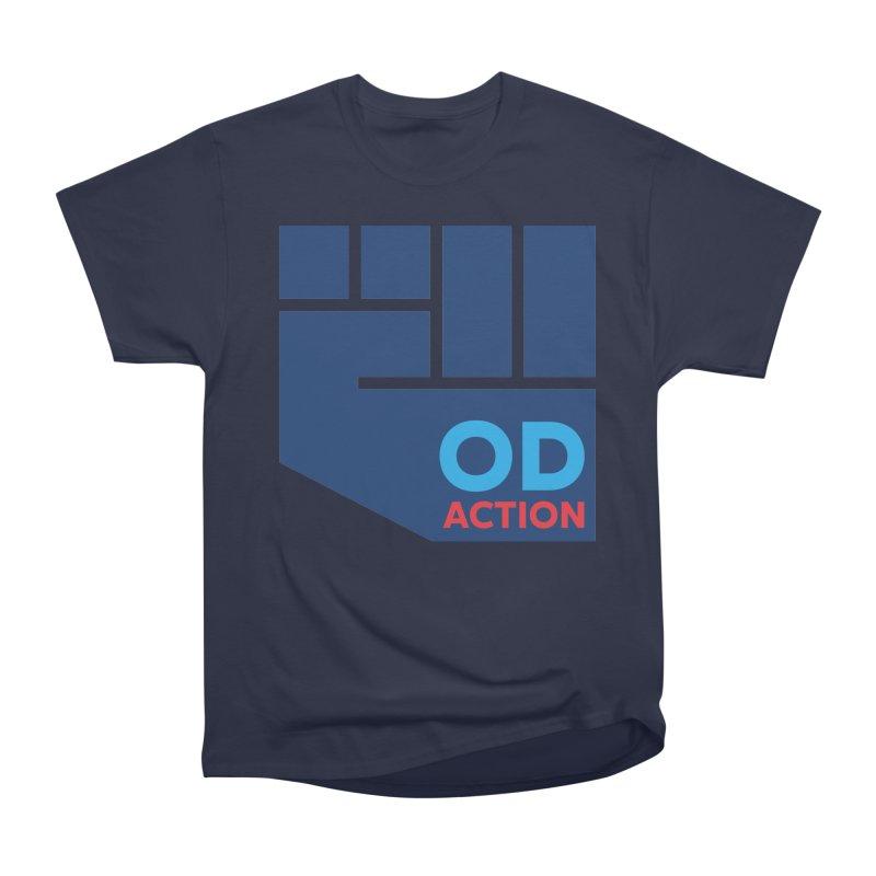 OD Action — Full Women's Heavyweight Unisex T-Shirt by Resistance Merch