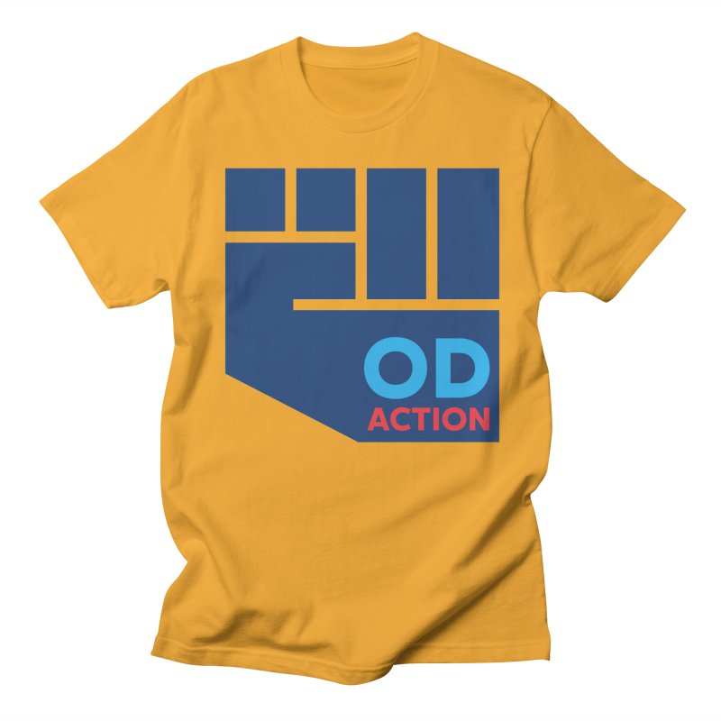 OD Action — Full Women's Regular Unisex T-Shirt by Resistance Merch