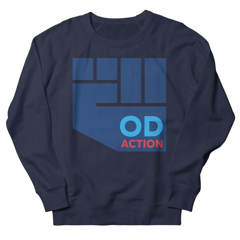 OD Action — Full Men's French Terry Sweatshirt by Resistance Merch