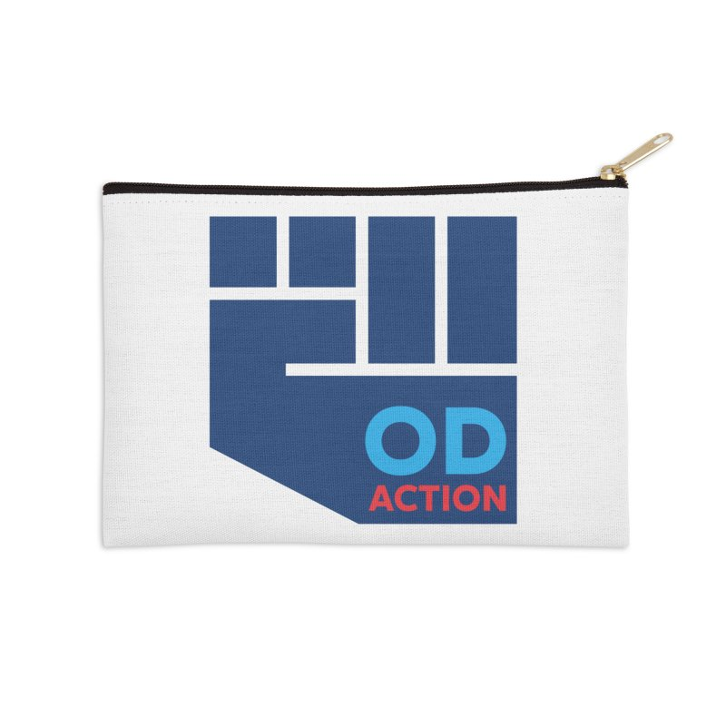 OD Action — Full Accessories Zip Pouch by Resistance Merch