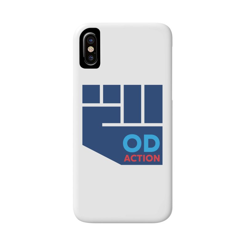 OD Action — Full Accessories Phone Case by Resistance Merch